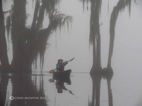 Canoeing-in-fog,-Banks-Lake-NWR,-GA-(12)-copy