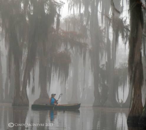 Canoeing-in-fog,-Banks-Lake-NWR,-GA-(23)-copy