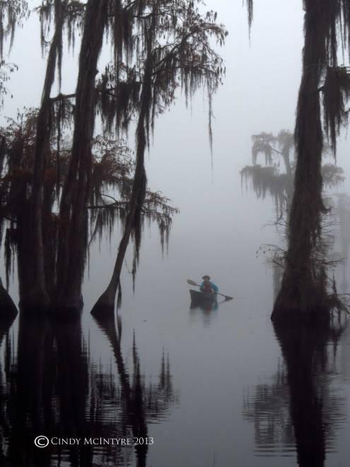 Canoeing-in-fog,-Banks-Lake-NWR,-GA-(8)-copy