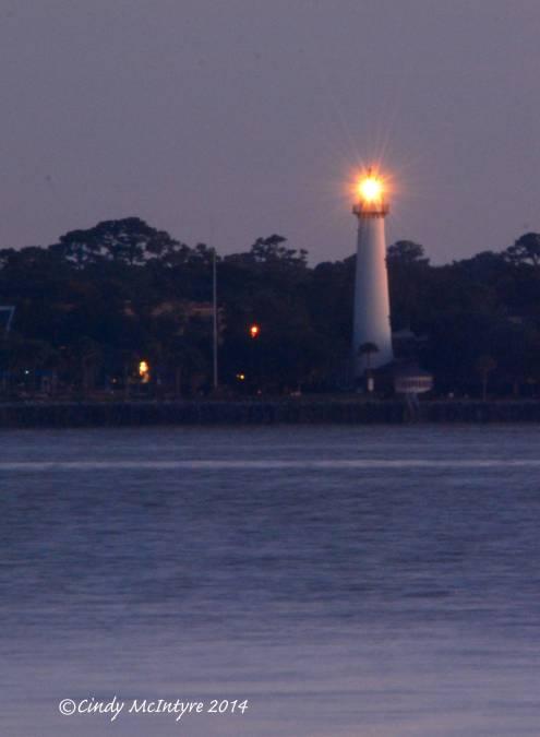 St. Simons Light