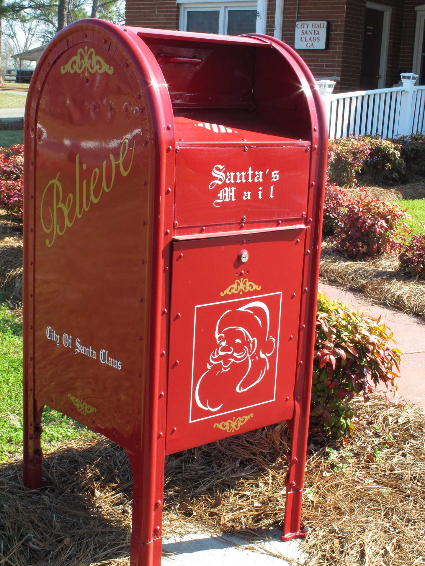 letters to santa mailbox for sale santa claus mcintyre s 24455 | img 0562 copy