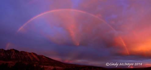 Rainbow over Rainbow Park