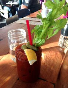 Bloody Mary at Skillet Diner in Ballard