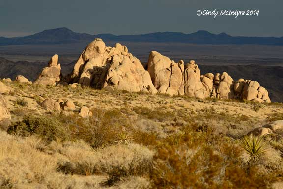 Indian Cove, Joshua Tree National Park